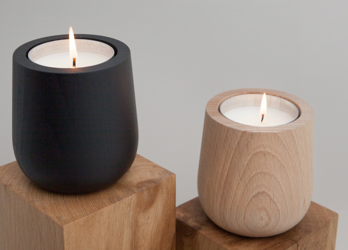 The Artisans and Artists Candle - Refillable Scented Candle - International Interior Design