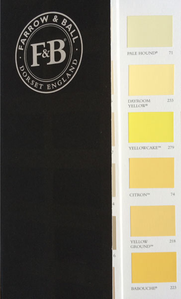 Farrow & Ball Paint - Artisans and Artists | Interior Design Consultants | Ashburton Devon | London | Bath