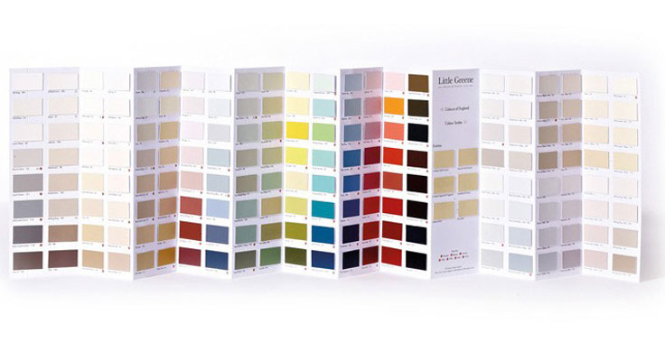 Little Greene Paint Colours - Artisans and Artists | Interior Design Consultants | Ashburton Devon | London | Bath